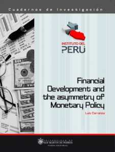 financial development an the asymmetry of monetary policy