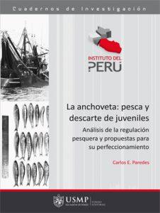 La anchoveta pesca y descarte de juveniles