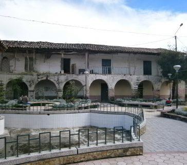 Casona antigua en Acobamba