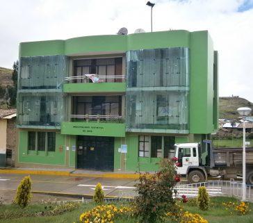 Municipalidad del distrito de Anta