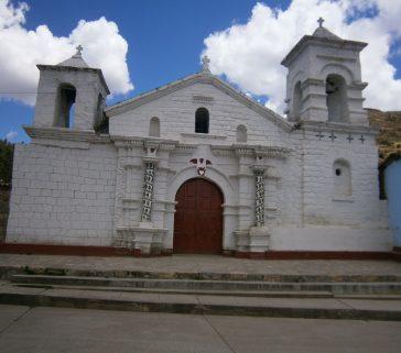 Iglesia de Callanmarca