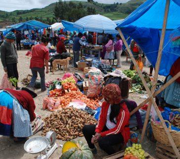 Feria de Pomacancha
