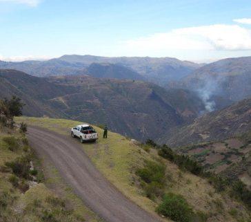Caminos rurales de Angaraes