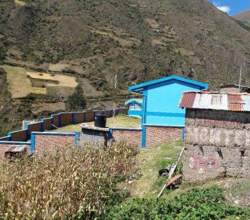 Esta primera visita es a la comunidad campesina-Unión Ambo-Mayo 2018-2
