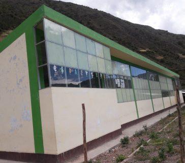 I.E. de primaria-Barrio de Chilcapuquio-Mayo 2018