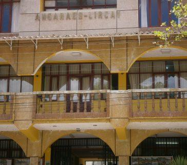 Municipalidad Provincial de Angaraes, Lircay
