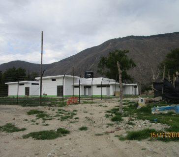 Municipalidad Provincial de Huaylas - Caráz - Implementación de la Planta de desamargado de Tarwi