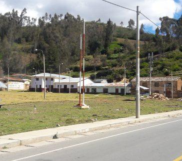 Plaza principal de la MCP de Sotapa-Junio 2018