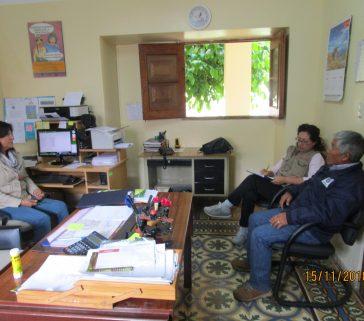 Proyecto R A - Carhuaz-Marcará - Entrevista al Centro de Estudios para el Desarrolo y la Participación - CEDEP