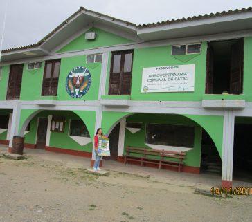 Proyecto R A - Recuay - Trabajo de campo en la Comunidad Campesina de Cátac