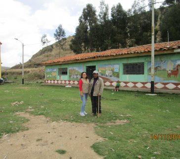 Proyecto R A - Trabajo de Campo en la ex SAIS Atusparia - Comunidad Campesina San Miguel de Utcuyacu