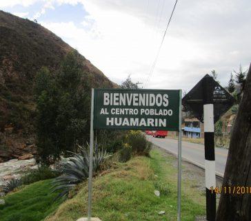 Proyecto R A - Trabajo de campo en la ex SAIS Toribio Luzuriaga -Centro Poblado Huamarin
