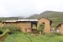 Cayan - Ex hacienda de Cayan - Huasahuasi.