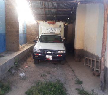 Ambulancia del PS de Cavira-Junio 2018