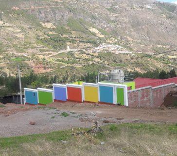 Local de la IE inicial de la comunidad de Mariscal Cáceres-Junio 2018