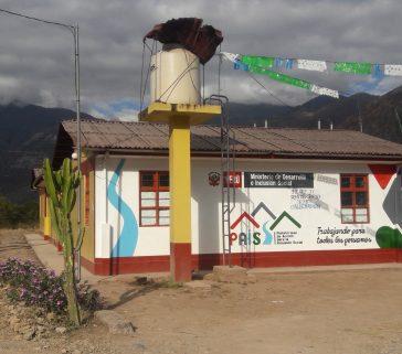 Tambo en Callebamba