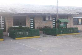 Infraestructura vieja SAIS Túpac Amaru